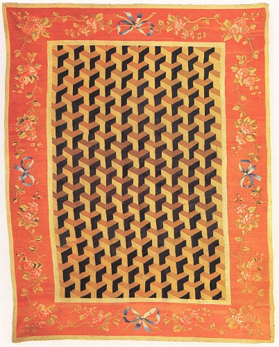 19th Century FRENCH<br/> <i>Charles X Aubusson Carpet</i>